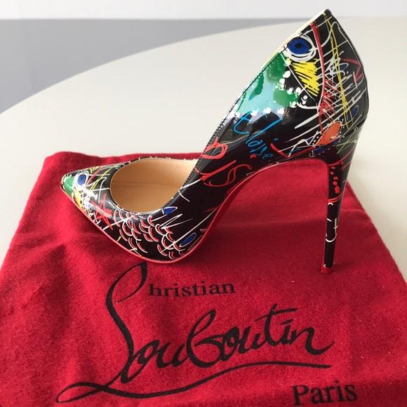 7901687bd2fc Christian Louboutin Shoes - Pigalle Follies Loubitag